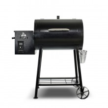 Pit Boss 341-sq in Black Pellet Grill