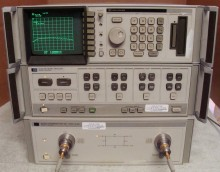 Agilent 8510B 45 MHz to 40 GHz Microwave Vector Network Analyzer w/ Display & 8514B