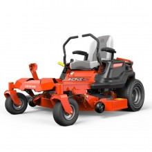 Ariens IKON 22-HP V-twin Dual Hydrostatic 42-in Zero-turn lawn mower with Mulching Capability (Kit Sold Separately)