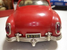 Schuco (Germany) Red Ingenico Patent Buick