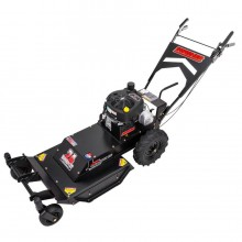 Swisher Predator Talon 344-cc 24-in Self-propelled Gas Lawn Mower with Briggs & Stratton Engine
