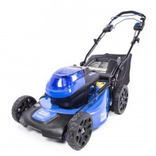 Kobalt 40-volt Brushless Lithium Ion 20-in Self-Propelled Cordless Electric Lawn Mower