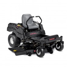 Troy-Bilt XP Mustang 54 FAB XP 25-HP V-twin Dual Hydrostatic 54-in Zero-turn lawn mower with Mulching Capability (Kit Sold Separately)