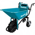 Makita XUC01X1 18V X2 LXT Cordless Power‑Assisted Wheelbarrow (Tool Only)