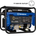Westinghouse WGen 3600-Running-Watt Portable Generator with Westinghouse Engine