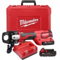 Milwaukee 2679-22 M18™ FORCE LOGIC™ 600 MCM Crimper Kit