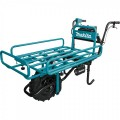 Makita XUC01X2 18V X2 LXT Cordless Power‑Assisted Flat Dolly (Tool Only)