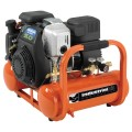 Industrial Air 4-Gallon Portable Gas Horizontal Standard (71-Decibel Or Above) Air Compressor