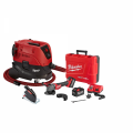 Milwaukee 8960-20 With 49-40-6101 & 2783-22HD 8 Gallon Dust Extractor Silica OSHA Starter Kit - Tuck Pointing