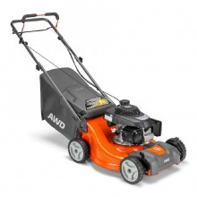 Husqvarna L 221A 160-cc 21-in Self-propelled Gas Lawn Mower with Honda Engine