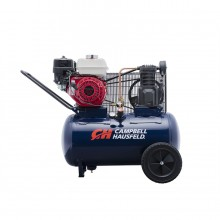 Campbell Hausfeld Hausfeld 20-Gallon Portable Gas Horizontal Air Compressor