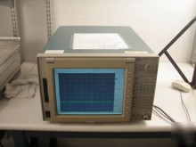 Tektronix 3066 DC to 3 GHz Real Time Spectrum Analyzer
