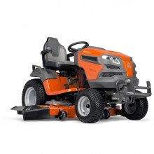 Husqvarna TS354D 25-HP V-twin Hydrostatic 54-in Riding Lawn Mower with Mulching Capability (Kit Sold Separately)