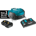 Makita DRC200PT 18V X2 LXT (36V) Brushless Robotic Vacuum Kit (5.0 Ah)