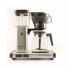 Technivorm Moccamaster Coffee Brewer KB741 - Brushed Silver