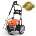 Yard Force 2,200-PSI 1.25-GPM Cold Water Electric Pressure Washer