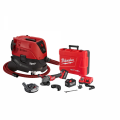 Milwaukee 8960-20 With 49-40-6101 & 2783-22HD 8 Gallon Dust Extractor Silica OSHA Starter Kit - Surfacing