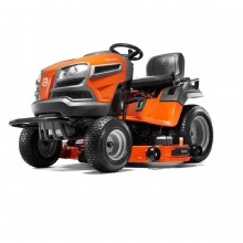 Husqvarna LGT48DXL 25-HP V-twin Hydrostatic 48-in Riding Lawn Mower with Mulching Capability (Kit Sold Separately)