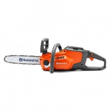 Husqvarna 120i 40-volt Lithium Ion 14-in Brushless Cordless Electric Chainsaw (Battery Included)
