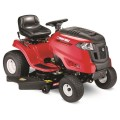 Troy-Bilt TB46 19-HP Automatic 46-in Riding Lawn Mower with Mulching Capability (Kit Sold Separately)