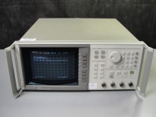Agilent HP 8757D 110 GHz Scalar Network Analyzer w/ Opt 001