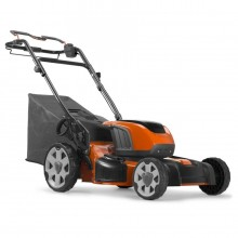 Husqvarna LE 221R 40-volt Brushless Lithium Ion 21-in Cordless Electric Lawn Mower (Batteries Included)