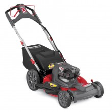 Troy-Bilt TB610 40-volt Brushless Lithium Ion 21-in Cordless Electric Lawn Mower (Batteries Included)