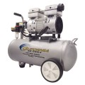 California Air Tools 6-Gallon Portable Electric Horizontal Quiet Air Compressor
