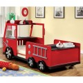 Rescue City Freddy Twin Fire Truck Bed