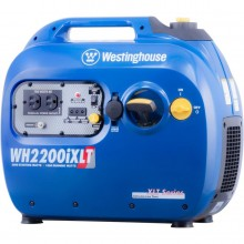 Westinghouse WH 2200-Running-Watt Inverter Portable Generator with Westinghouse Engine