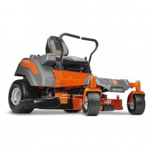 Husqvarna Z242F 23-HP V-twin Dual Hydrostatic 42-in Zero-turn lawn mower with Mulching Capability (Kit Sold Separately)