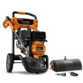 Generac SpeedWash Cleaning System with Cleaning Tools 3200-PSI 2.7-GPM Cold Water Gas Pressure Washer CARB
