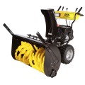 DEK Commercial 36-in Two-stage Gas Snow Blower Self-propelled