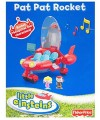 Disney Little Einsteins Pat Pat Rocket by Fisher-Price