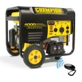 Champion Power Equipment 3500-Running-Watt Portable Generator with Engine