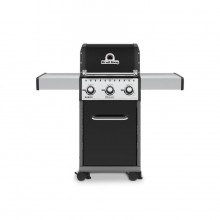 Broil King Baron 320 Black 3-Burner Liquid Propane Gas Grill