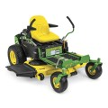 John Deere Z375R CARB 25-HP V-twin Dual Hydrostatic 54-in Zero-turn lawn mower with Mulching Capability (Kit Sold Separately) CARB