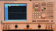 Agilent N3383A PNA Network Analyzer 300 kHz-9 GHz w/014 1E1 1E5