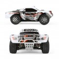 FunTech Entry Level 4WD High Speed RC Truck Remote Control Trucks 1:18 Scale Off-Road 2.4-Ghz All terrain Electric cars 4x4, White