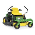 John Deere Z355E 22-HP V-twin Dual Hydrostatic 48-in Zero-turn lawn mower with Mulching Capability (Kit Sold Separately)