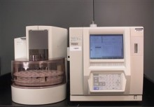 Shimadzu On-line TOC-VCSH Total Organic Carbon Analyzer with ASI-V Auto Sampler