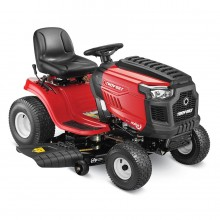 Troy-Bilt Horse 20-HP Hydrostatic 46-in Riding Lawn Mower with Mulching Capability (Kit Sold Separately)